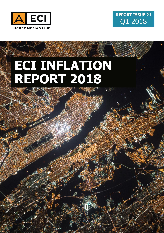 ECI - Global Media Inflation forecast Report 2018