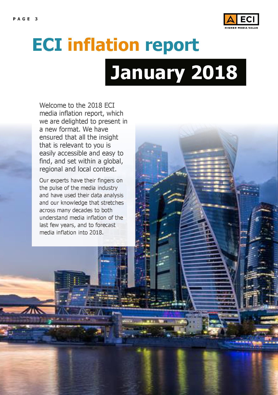 ECI - Global Media Inflation forecast Report 2018 - 3