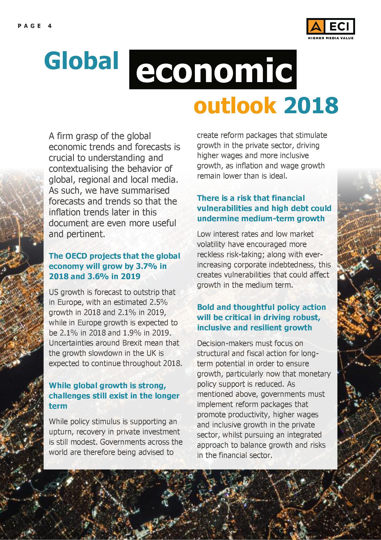 ECI - Global Media Inflation forecast Report 2018 - 4